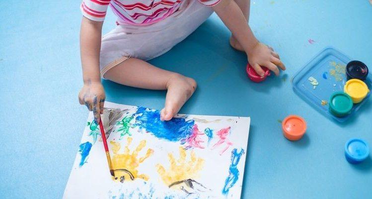افزايش هوش و خلاقيت در نوزادان
