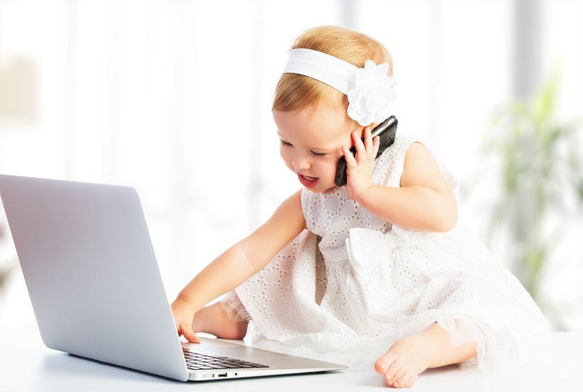 کودکان و فضای مجازی