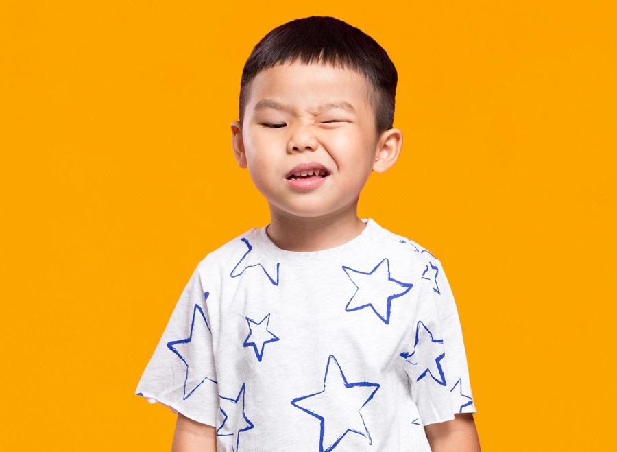 تیک های عصبی در کودکان