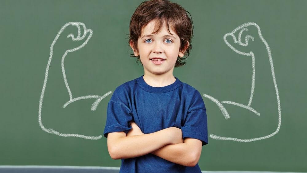 چند راه ساده برای ایجاد اعتماد بنفس در کودکان