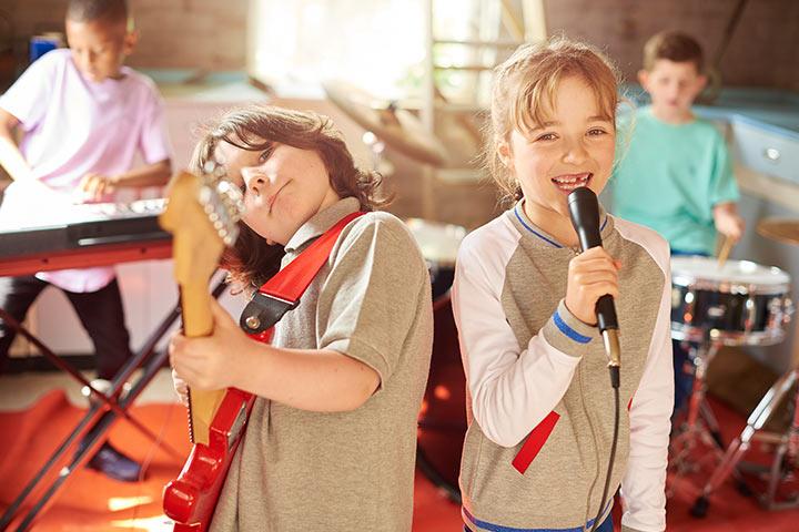 موسیقی و تاثیرات آن بر رشد کودکان