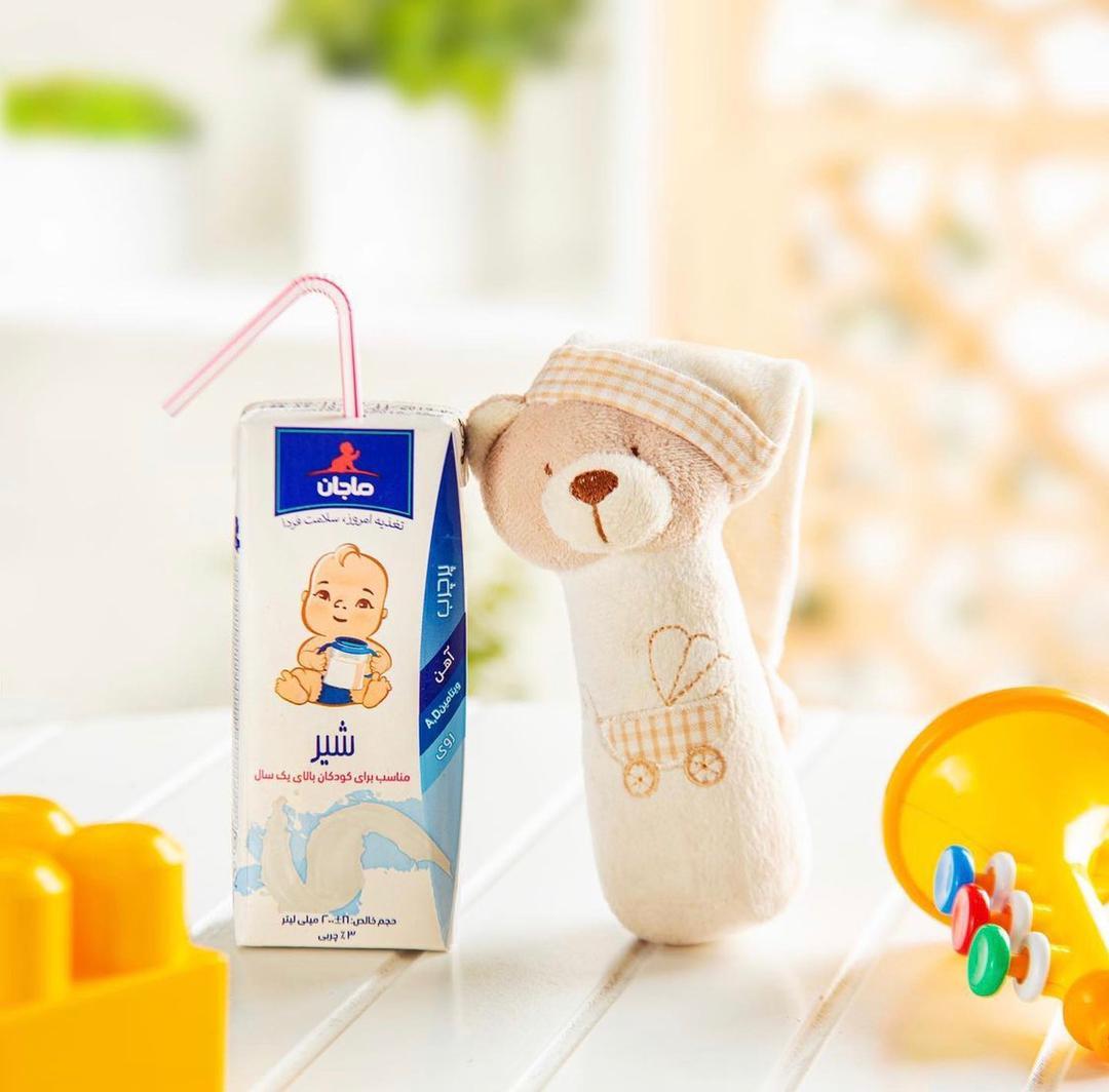 ضرورت شیر برای کودکان و خواص شیر غنی شده کودک ماجان